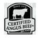 Certificat de la qualité du boeuf